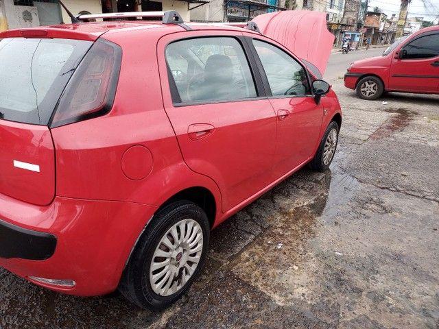 Fiat punto série especial Itália - Foto 4