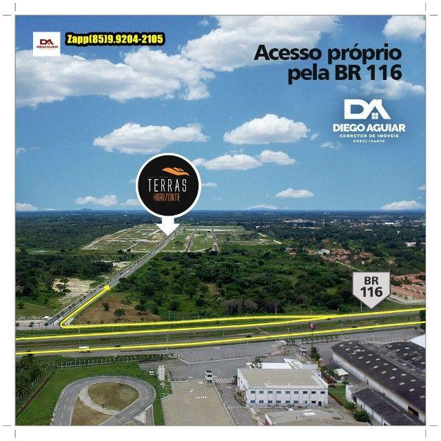 Loteamento Terras Horizonte - Venha investir !!!