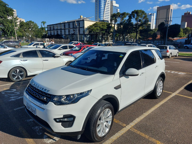 Discovery Sport SE 2016