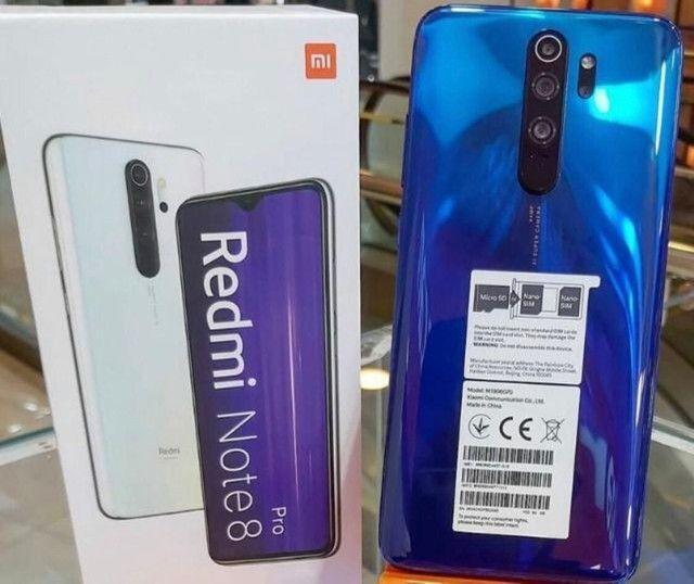 Redmi Note 8 Pro Forest Green 6GB ram 128 GB rom - Foto 2