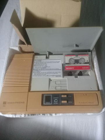 Secretaria eletrônica Panasonic  - Foto 5