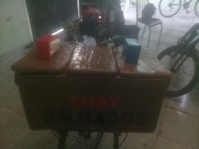 Vendo essa carqueira,por 400,50 reais com td - Foto 2