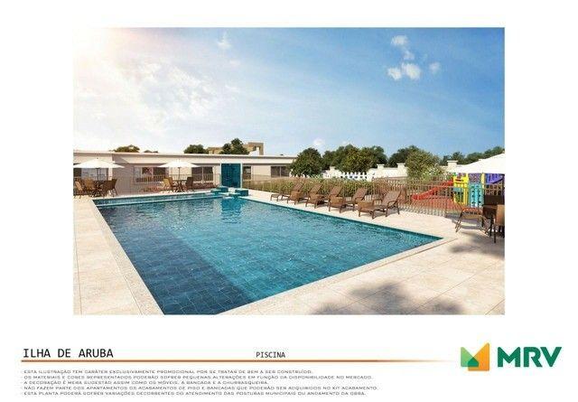 Ilha de Aruba 2 dormitórios na Cohama - Foto 6