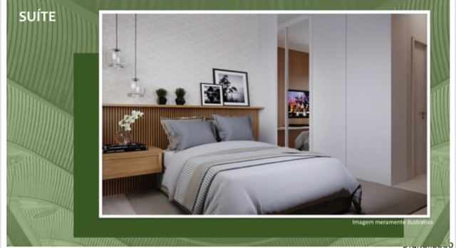 Apartamento com suíte -1ª locação  - Foto 5