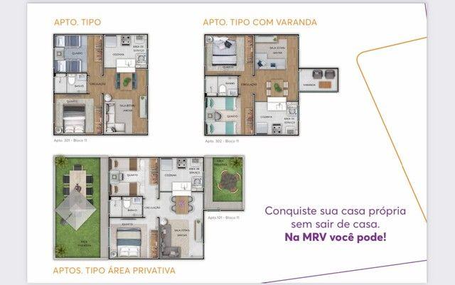 Apartamento na Av Olívia flores  - Foto 4