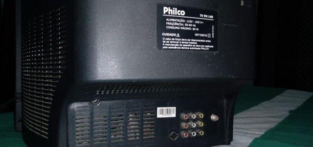 "Tv Philco 14"" - Foto 3"