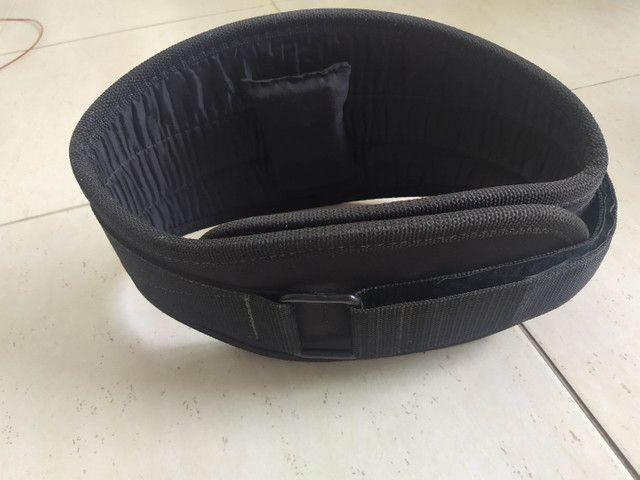 Cinturão levantamento de peso Rudel - Foto 2