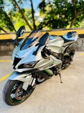 Kawasaki Ninja ZX10R 18/18 Impecável - Foto 2
