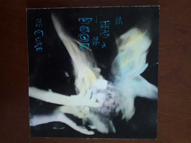 Cd The Cure The head in the Door