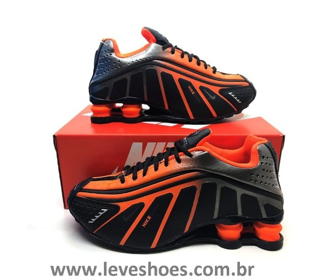 Tênis Nike Shox Neymar - Foto 6
