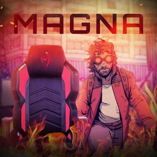 Cadeira Gamer Magna Elements - Foto 5