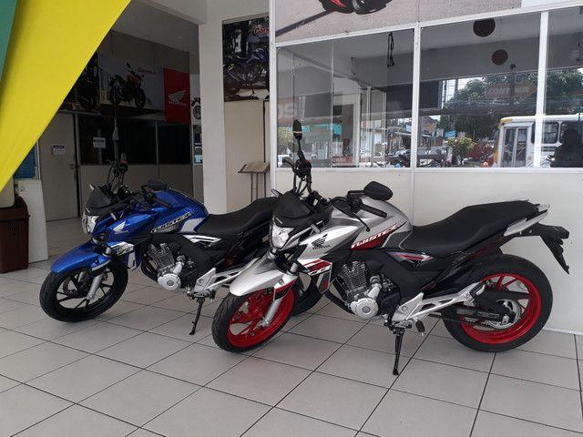 Moto Honda Cb Twister 250 Entrada: 2.000 Financiada!!! - Foto 3