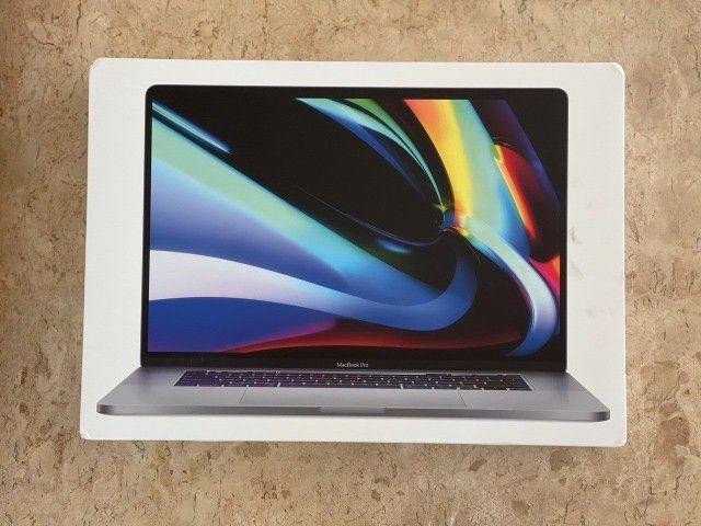 "Macbook Pro 16"" i9 16GB 1TB AppleCare+ ate 02/2023"