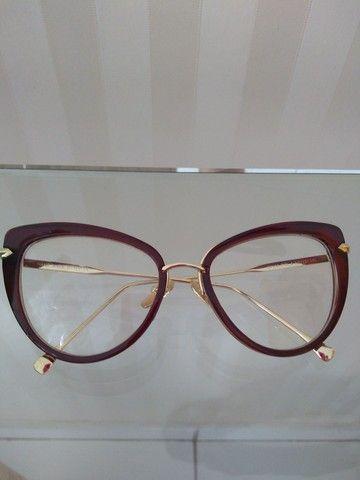 Armação de óculos feminina nova