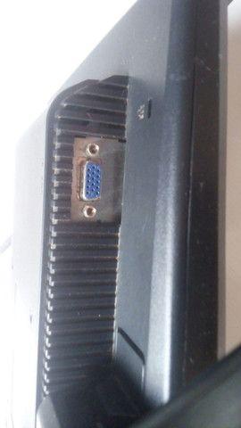 Monitor de 15 polegadas usado em bom estado - Foto 2