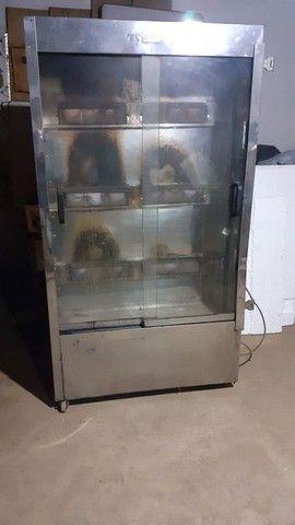 Freezer, geladeira, frangueira e richô  - Foto 5