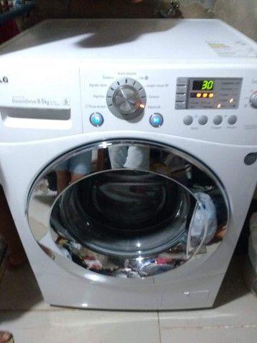 Maquinas de lavar revisadas e com garantia e carreto