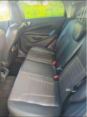 Ford Fiesta EcoBoost Titanium Plus em ótimo estado - Foto 6
