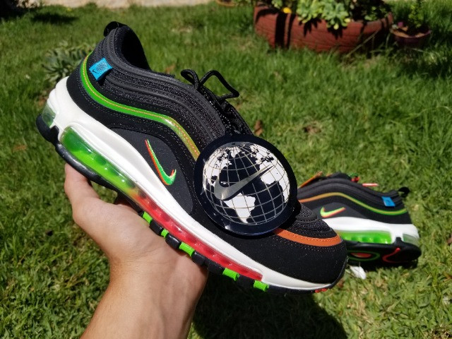 Air max 97 worldwide - Foto 2
