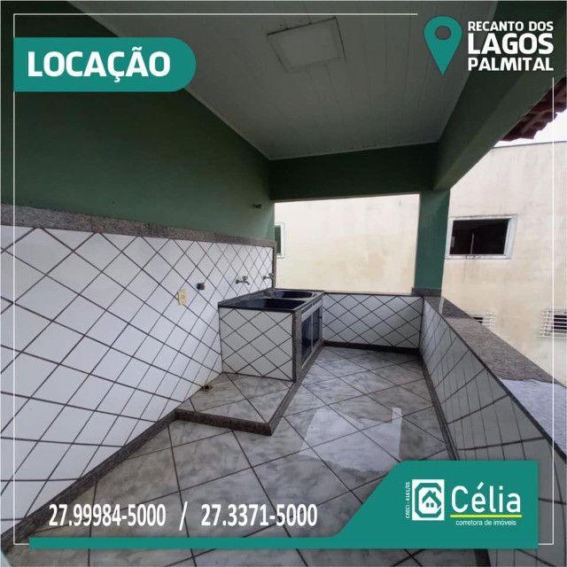 Apartamento no Recanto dos Lagos / Palmital - Locação - Foto 12