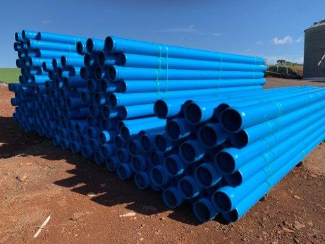 Canos PVC Amanco para Irrigação 200 mm