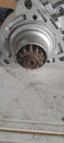 Motor de partida volvo 24V