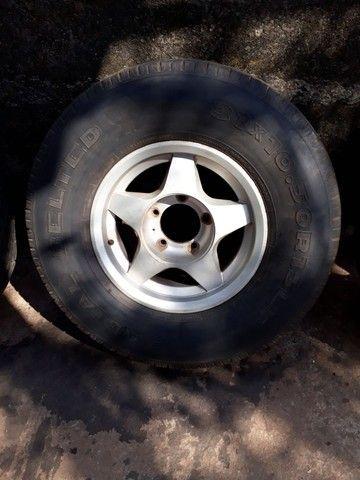 3 rodas aro 15 filé  - Foto 4