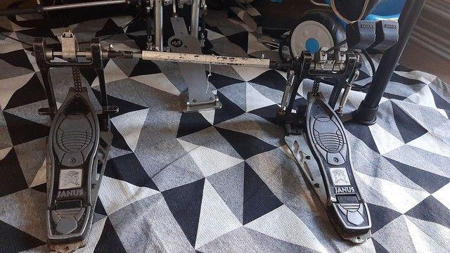 Pedal duplo Mapex Janus - Foto 2