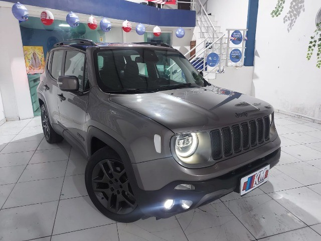 Jeep Renegade 1.8 Limited  2019  Automático