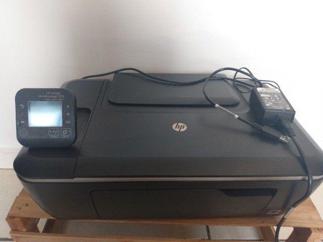 Impressora  Scanner HP Modelo Ink Advantage3516 - Foto 4
