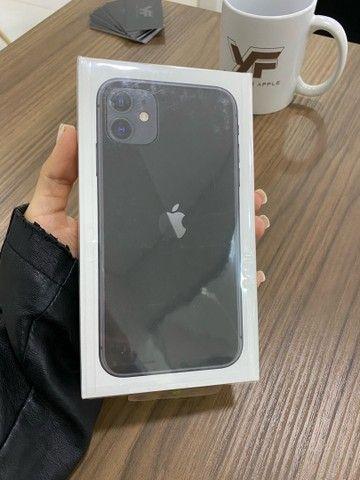 iPhone 11 Preto 64GB - NOVO LACRADO