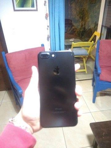 150000 Vendo iPhone 7plus 128GB  - Foto 5
