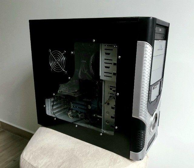 PC Gamer i5 + 8GB Memória + GeForce Gtx 1050 + 240GB ssd + 500GB Hd - Foto 3