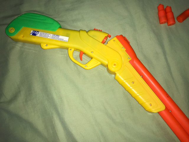 Brinquedo tipo nerf - Foto 3