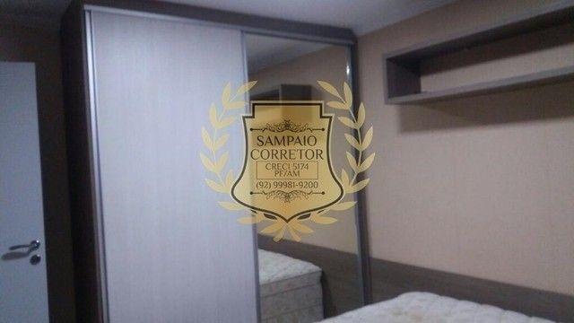 (Sampaio) Vende apto. em Cond. de alto padrão na Av. Ephigenio Salles - Foto 8
