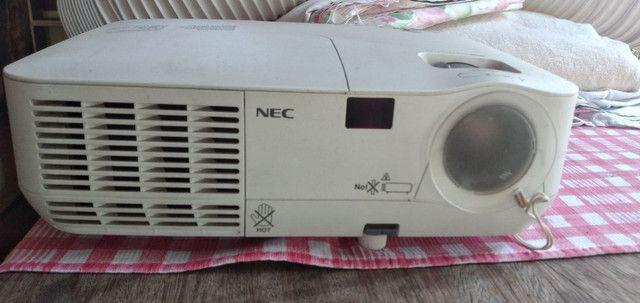 Projetor  nec np115 - Foto 4