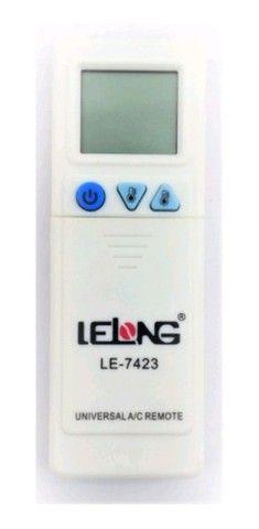 Controle Remoto Universal De Ar Condicionado Lelong Le-7423 - Foto 2
