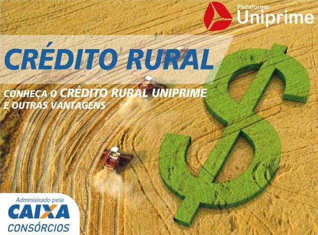Crédito Rural R$100.000,00 até R$ 1.000.000,00