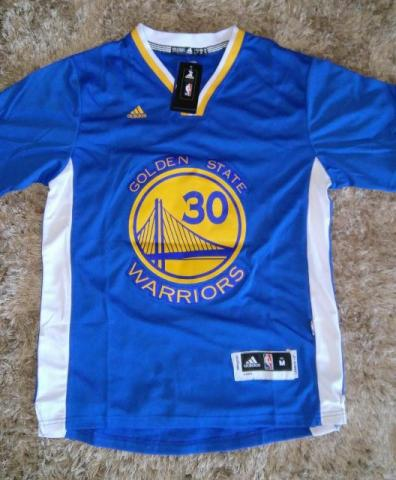 Camisa Adidas Golden State #Curry