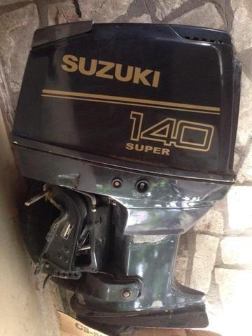 Motor Suzuki 140 - batido
