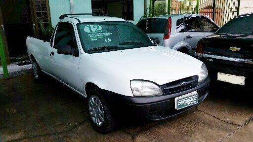 FORD COURIER 1.6 L FLEX MANUAL