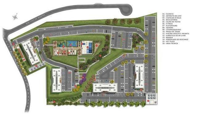 Vista alegre, iraja, Lançamento apartamento 2 Qts, entrada parcelada, faça simulação - Foto 4