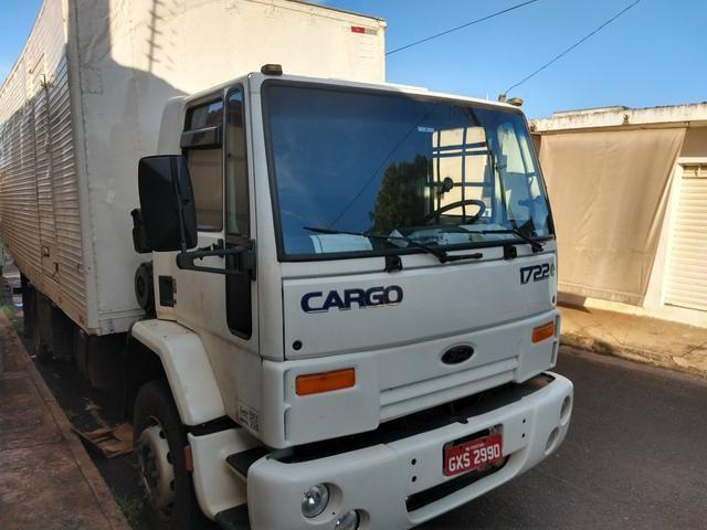 Vendo Ou Troco Ford Cargo 1722e Caminhoes Taiaman Uberlandia