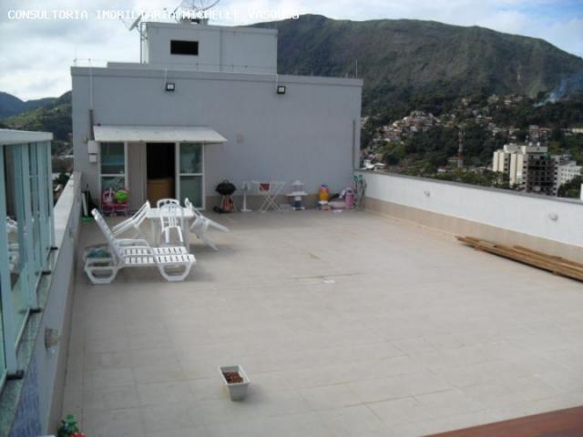 Cobertura para Venda em Teresópolis, ALTO, 2 suítes, 4 banheiros, 3 vagas - Foto 19
