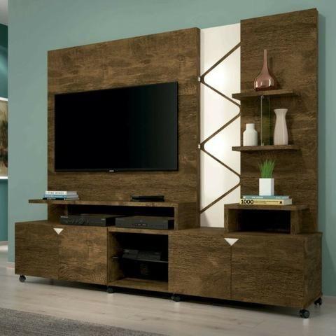 """Home Cross com LED para Tv até 55"""" - Entrega Grátis - Foto 3"""