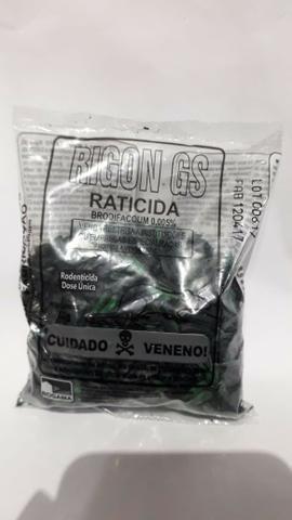 Raticida rigon girassol sachê 50 gramas