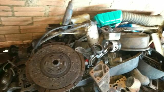 Motor de arranque , turbina, peças motor mwm - Foto 2