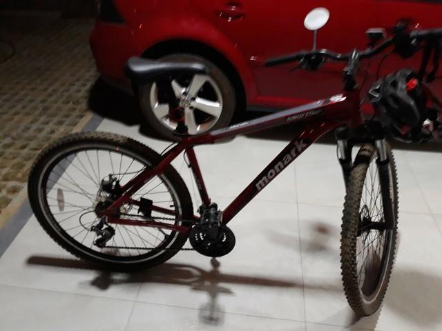 Bicicleta Alumínio 27,5 Monark