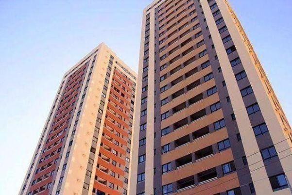 Apartamentos 3 Quartos c/ 2 Vagas no Residencial Sun River - Ribeira