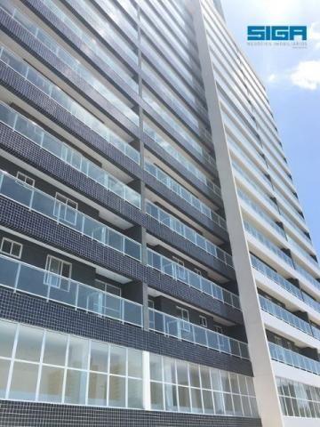 Apartamento 2/4 novo em Ponta Negra